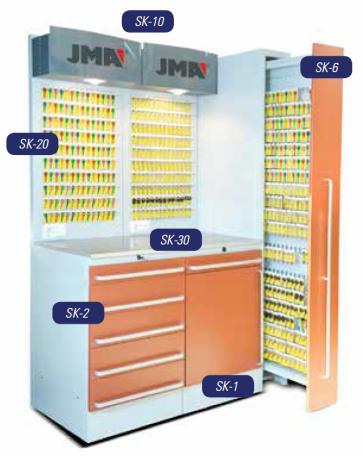 JMA Ladeneinrichtung