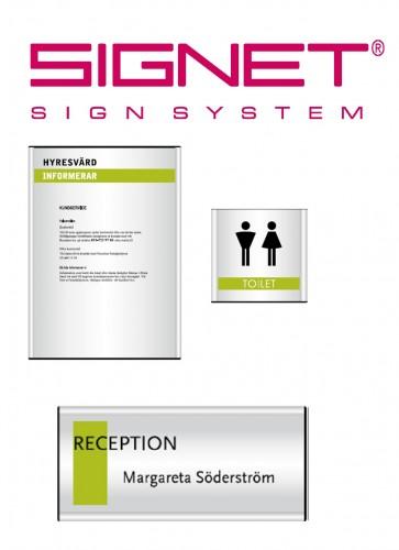 Orientierungssystem CONVEXA