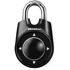 Master-Lock 1500I Black