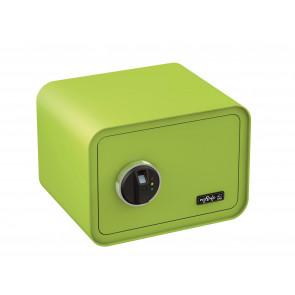 mySafe 350 Fingerprint apfelgrün
