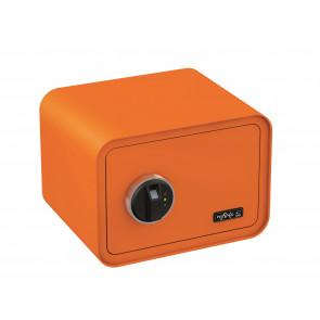 mySafe 350 Fingerprint orange