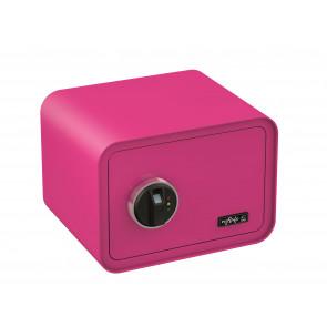 mySafe 350 Fingerprint pink