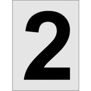 ALUSTYLE ZAHLENSCHILDER 2230-2
