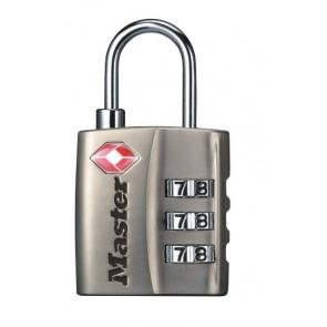 Master-Lock 4680 Nickel SB